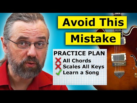 Avoid Long Practice Plans - This is what you should focus on