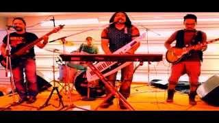 Delhi sufi rock band R D X Bheegi Bheegi Club Show - rdxtheband