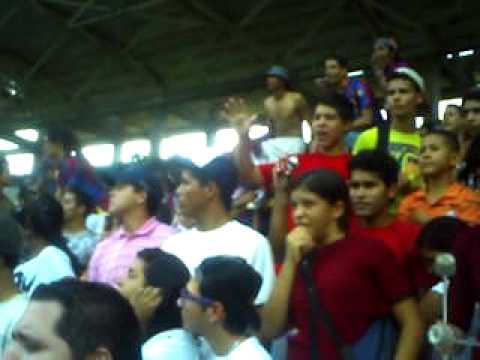 """Monagas Sport Club 05"" Barra: Guerreros Chaimas • Club: Monagas"