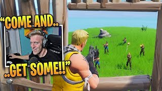 10 Minutes of Tfue Destroying Squads by Himself...