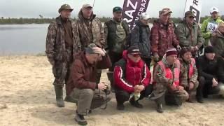 Соревнование по рыбной ловле в сургуте