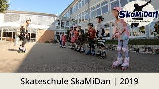 Inliner Skateschule Weil am Rhein SkaMiDan | Imagefilm 2019 | Inline Skating Ferienkurse 2019