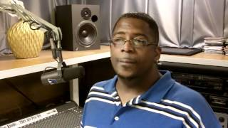 how to get a job as a dj at a radio station - DJ Thump - behind the scenes at the radio station