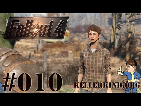 Fallout 4 [HD|60FPS] #010 - Auf dem Weg nach Sunshine Tidings ★ Let's Play Fallout 4