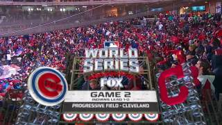 MLB WS 2016 10 26 Chicago Cubs@Cleveland IndiansGame2 720P
