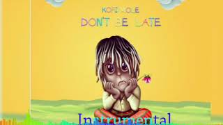 Kofi Mole   Don't Be Late Instrumental(Prod. By Emrys Beatz)