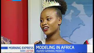 Modelling in Africa- Kenya award-winning models