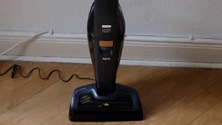 Test: AEG Akku-Handstaubsauger CX8 (CX8-2-95IM)