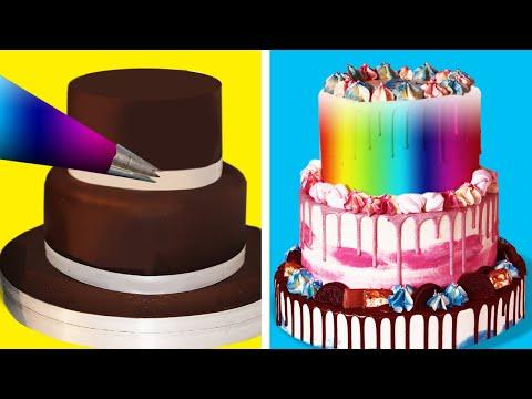 Крутые идеи украшения торта