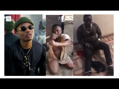 POLICE ARREST BARUWA ELENIYAN, OBTAINS TEXT BETWEEN HIM AND WIZKID WHO  ASSAULTED SHOKI SHITTA