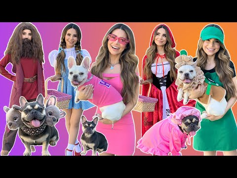 Download 10 HALLOWEEN COSTUME IDEAS FOR YOU AND YOUR DOG! HD Mp4 3GP Video and MP3