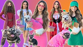 10 HALLOWEEN COSTUME IDEAS FOR YOU AND YOUR DOG! thumbnail