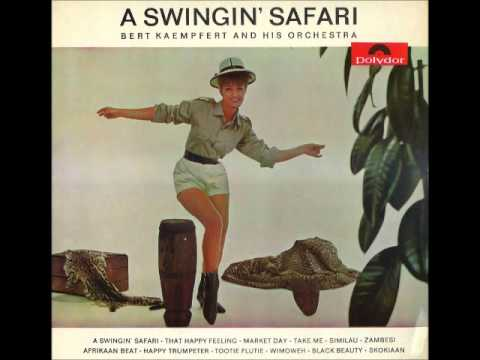 Bert Kaempfert And His Orchestra: A Swingin' Safari Mp3