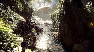 Anthem 4K Max Settings  E3 2017 VFX Reshade MOD  Gameplay  Comparison NextGen graphic