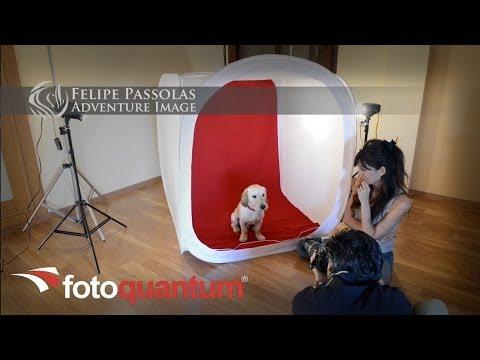 Cubo de Luz FotoQuantum