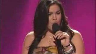 Jordin Sparks - To Love Somebody - American Idol Top 4