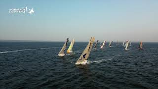 Top départ pour la Normandy Channel Race