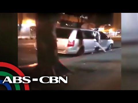 Babaeng Chinese dinukot ng mga lalaking sakay ng van sa Makati   UKG