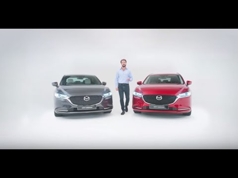 Mazda6 Saloon and Mazda6 Tourer Key Features