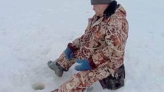 Рыбалка на верх исетском пруду