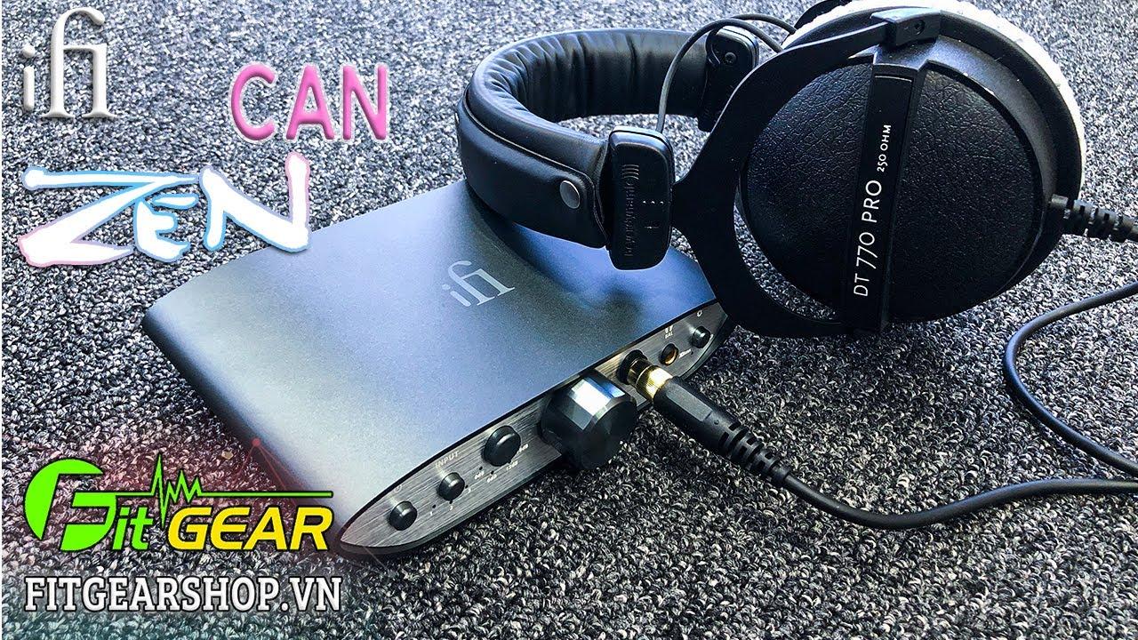 IFI ZEN CAN   Chuyên trị những tai nghe khó kéo