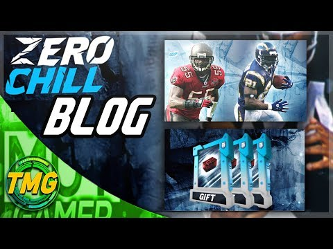 ZERO CHILL! FREE 93 OVR! GIFTS! STOCKING STUFFERS! | MADDEN 18 ULTIMATE TEAM