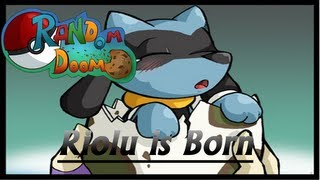 Random Doom Issue 01 - Riolu is Born (Comic Dub)