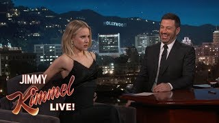 Kristen Bell's Dumb Fight with Dax Shepard