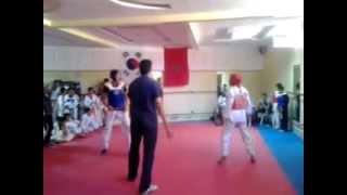 preview picture of video 'TAEKWONDO SETTAT OMAR AIT BRIK :D'