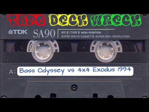 Bass Odyssey vs 4×4 Exodus 1994 (restored)