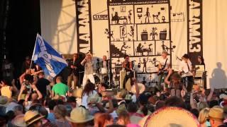 The Alabama 3 - Hypo Full of Love - Wickerman 2014