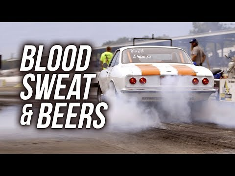 Blood, Sweat, and Beers - Matthew Meyers' 1969 LS Powered Corvair