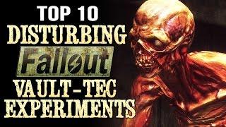 Top 10 Disturbing Fallout Vault-Tec Experiments