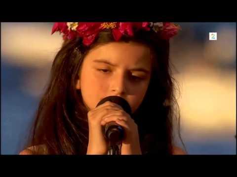 ביצוע סוחף של ילדת הפלא הנורווגית