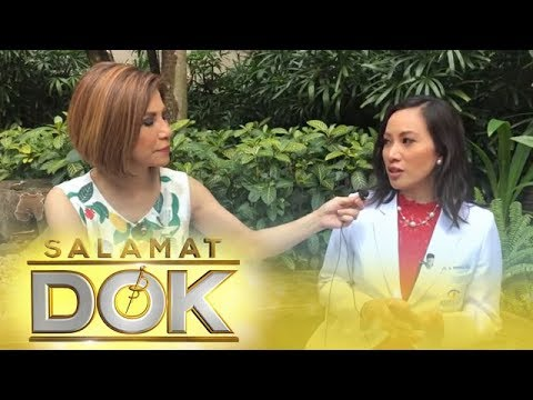 [ABS-CBN]  Salamat Dok: Question and Answer with Doctor Cheryl Arcinue | Cataract