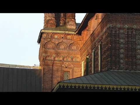Кратко о том как устроен православный храм