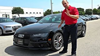 Audi A7 Competition Package - Review and Test Drive in 4K Ultra HD - by John D. Villarreal