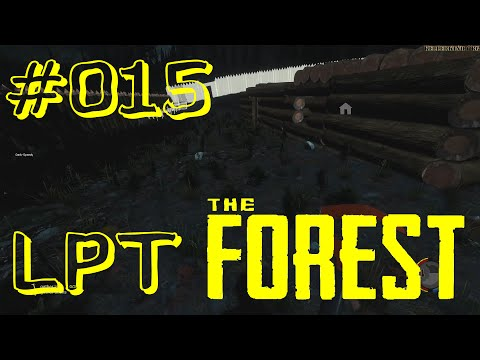 THE FOREST [HD] #015 - LPT - Pilze? Medizinmann! ★ Let's Play Together The Forest