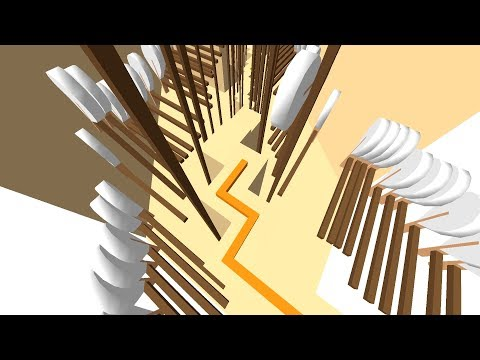 Dancing Line - The Piano (No Fog Glitch)