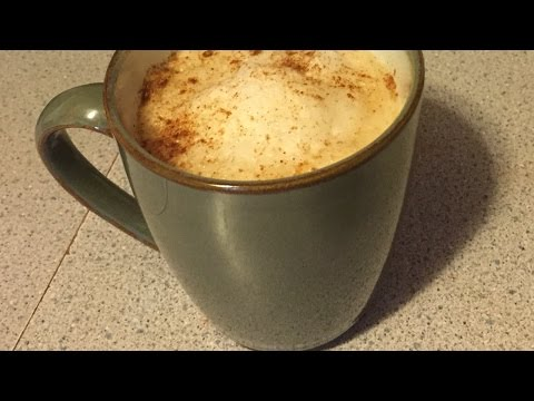 Make A Delicious Cocoa And Cinnamon Cup Of Coffee - DIY  - Guidecentral