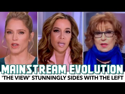 'The View' Stunningly Sides With The Left In Battle Against Biden