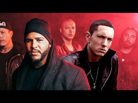 Eminem & Bad Wolves - Zombie (2019)