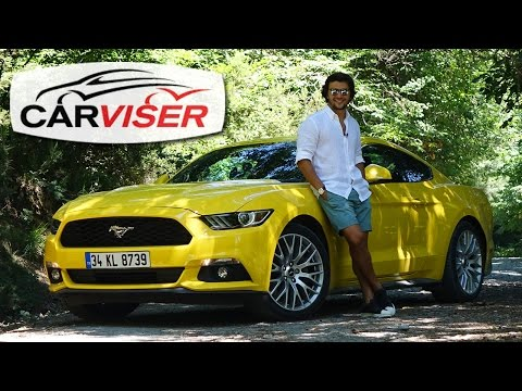 Ford Mustang 2.3 Ecoboost Test Sürüşü - Review (English subtitled)