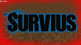 🎮 Survius - Red screen! What you can do to get rid of it.