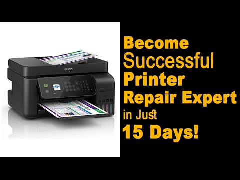 Printer Repair Course | Tips Step by Step | Call for Training 9708 ...
