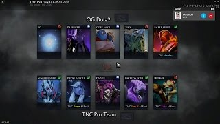 TNC TUMALO NG CHAMPION!!!! OG vs. TNC!