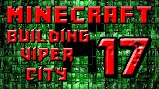 preview picture of video 'Minecraft Building Viper City 17 - UPDATERFACES'