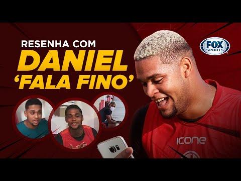 RESENHA DEMAIS! DANIEL 'FALA FINO' REAGINDO A SEUS VÍDEOS QUE VIRALIZARAM NA INTERNET