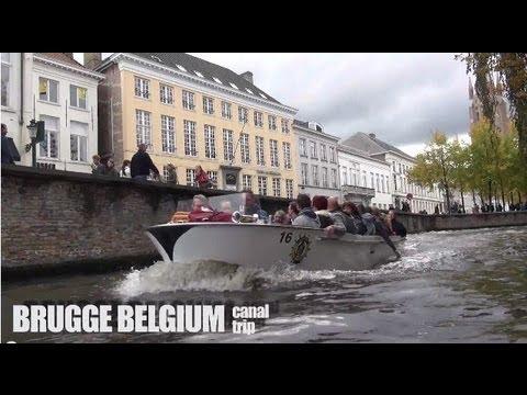 Bruges (Brugge) by Boat