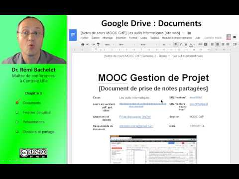 Document Google Drive